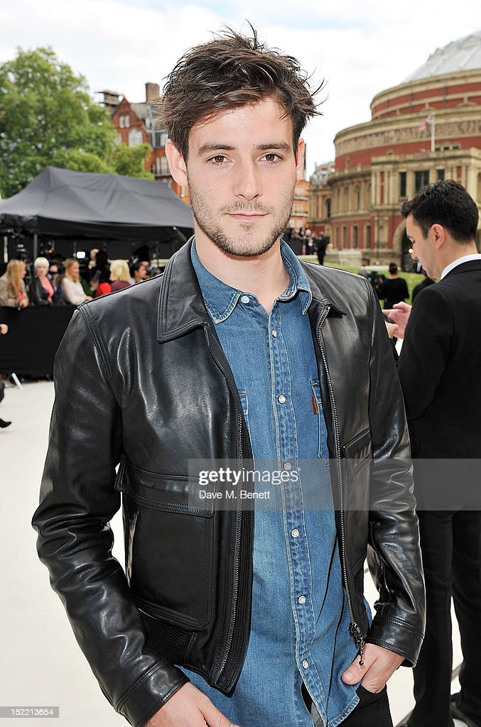 Roo Panes arrives at the Burberry Spring Summer 2013 Womenswear Show during London Fashion Week on September 17, 2012 in London, United Kingdom.