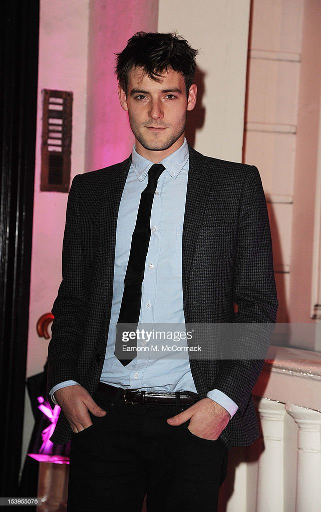 Roo Panes attends a dinner hosted by W Magazine and Jimmy Choo on October 11, 2012 in London, England.