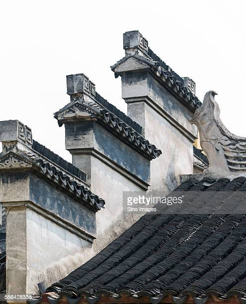 Roof of Chinese Traditional Architecture