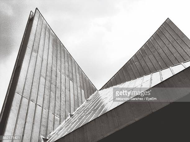 Roof Of Modern Building