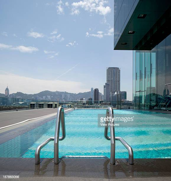 Roof Top Pool Rocco Yim China Architect