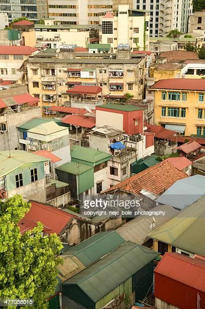 Roofs of Hanoi