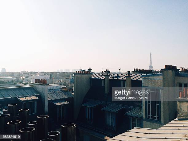 Roofs Of Residential Buildings