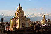 Roofs of Turin