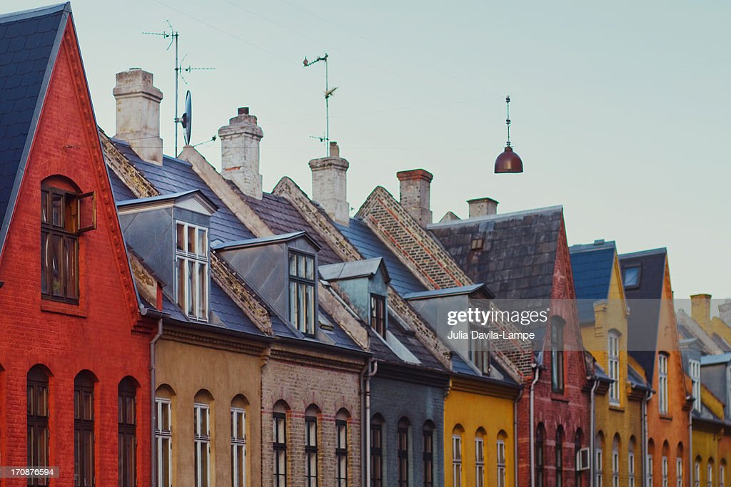 roofs : Stock Photo