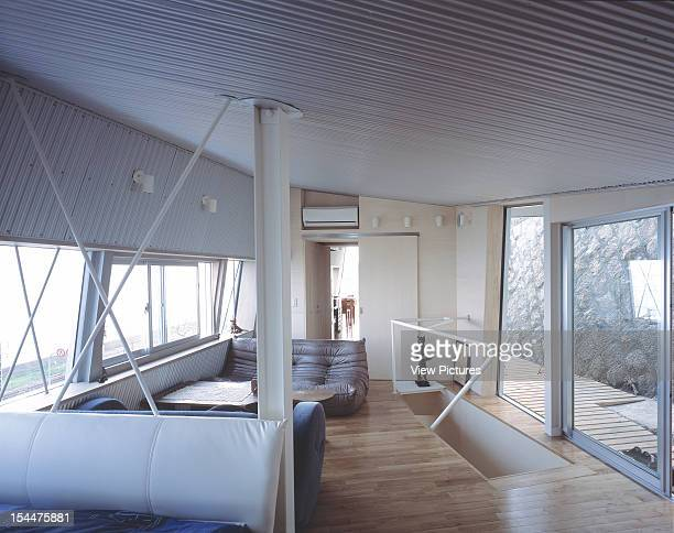 Rooftecture S House Kobe Japan Architect Endo Shuhei Architects Institute Rooftecture S House Sitting Room