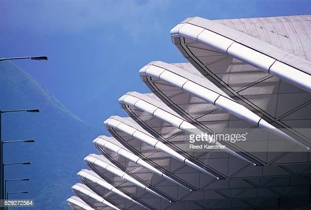 Rooftop of Building