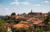 Rooftops in South of France
