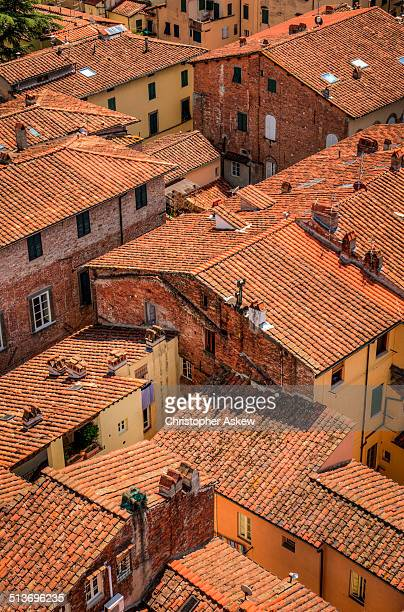 Rooftops, Lucca
