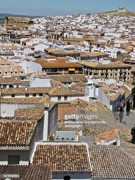 Rooftops of Antequera