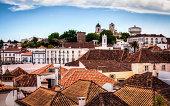 Rooftops of Tavira, Algarve, Portugal