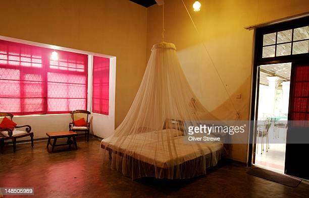 Room at The Fair Havens Tourist guest house, 47 Sir Kudaratwatte Mawatha.