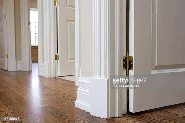 Room door trim