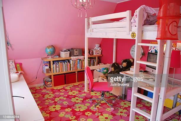 Room for girl