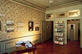 A room in the Einstein Museum located in the Museum of History Bern Canton of Bern Switzerland