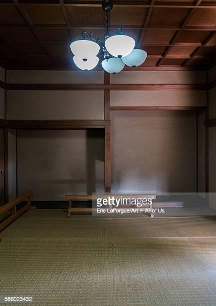 Room in the kyu asakura traditional japanese house from taisho era Kanto region Tokyo Japan on May 19 2016 in Tokyo Japan