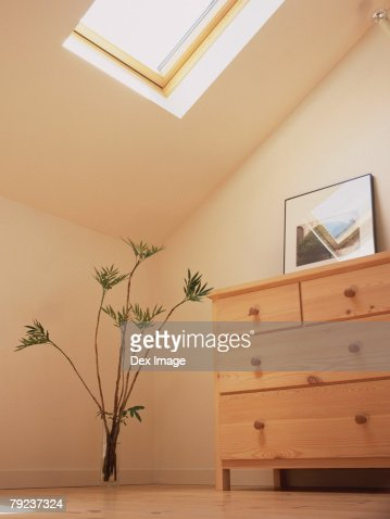 Room interior : Stock Photo