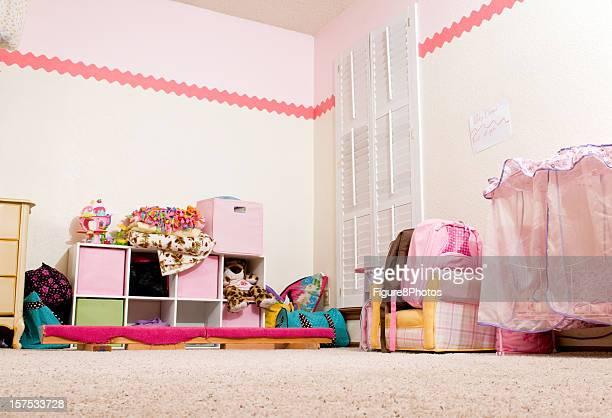 Room is clean
