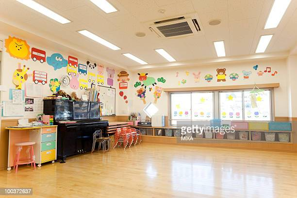 Room of Day-care Center for Children