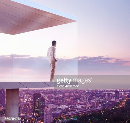 room with a view : Stock Photo