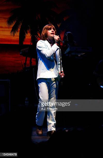 Rooney during Rooney in Concert July 18 2004 at The Wiltern Theatre in Los Angeles California United States