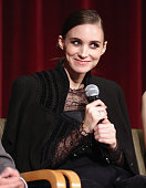 Rooney Mara attends The Academy Of Motion Picture Arts And Sciences Hosts An Official Academy Screening Of CAROL on November 16 2015 in New York City