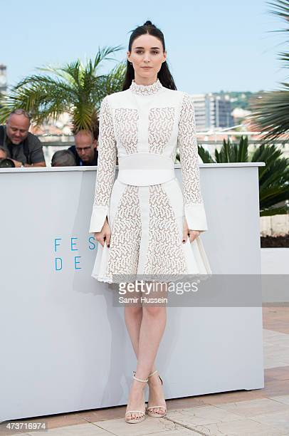 Rooney Mara attends the 'Carol' Photocall during the 68th annual Cannes Film Festival on May 17 2015 in Cannes France
