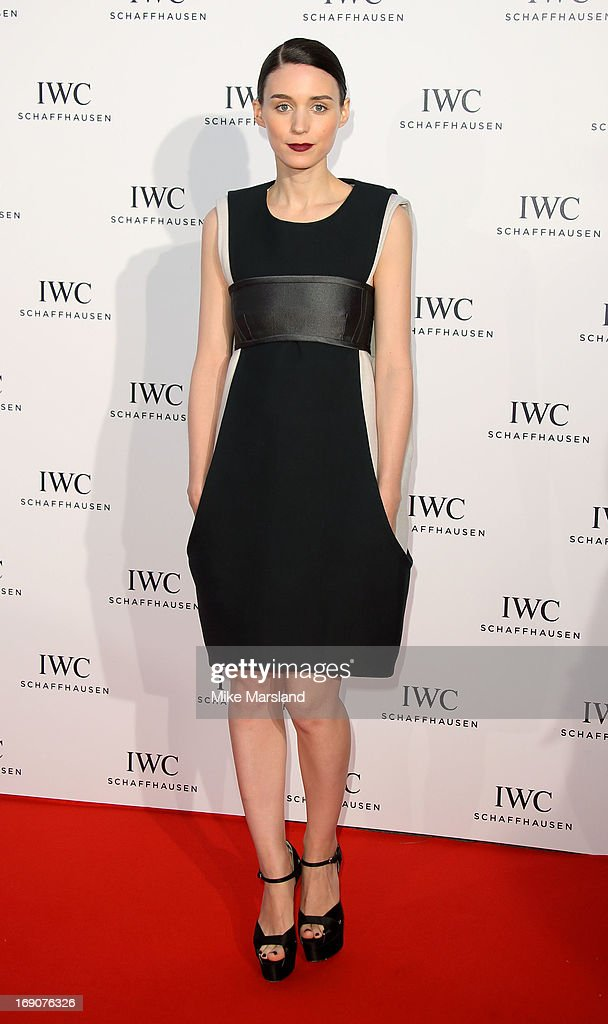 Rooney Mara attends the IWC FilmMakers dinner during The 66th Annual Cannes Film Festival on May 19, 2013 in Cannes, France.