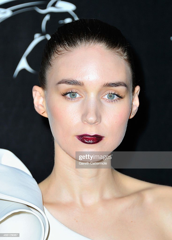 Rooney Mara attends the Oxfam Charity Gala during day six of the 10th Annual Dubai International Film Festival held at the Armani Hotel on December 11, 2013 in Dubai, United Arab Emirates.