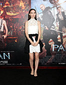 Rooney Mara attends the 'Pan' New York Premiere Outside Arrivals at Ziegfeld Theater on October 4 2015 in New York City