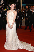 Rooney Mara attends the Premiere of 'Carol' during the 68th annual Cannes Film Festival on May 17 2015 in Cannes France