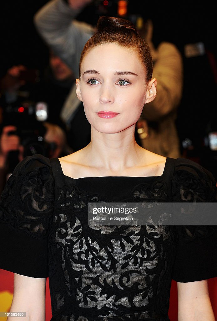Rooney Mara attends the 'Side Effects' Premiere during the 63rd Berlinale International Film Festival at Berlinale Palast on February 12, 2013 in Berlin, Germany.