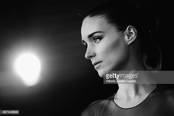 Rooney Mara attends the 'Trash' Red Carpet during The 9th Rome Film Festival at Auditorium Parco Della Musica on October 18 2014 in Rome Italy