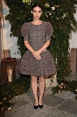 Rooney Mara during the Chanel Metiers d'Art Collection 2014/15 ParisSalzburg on December 2 2014 in Salzburg Austria