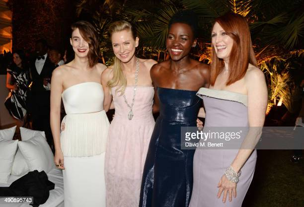 Rooney Mara Naomi Watts Lupita Nyong'o and Julianne Moore attend the IFP Calvin Klein Collection euphoria Calvin Klein celebration of Women In Film...