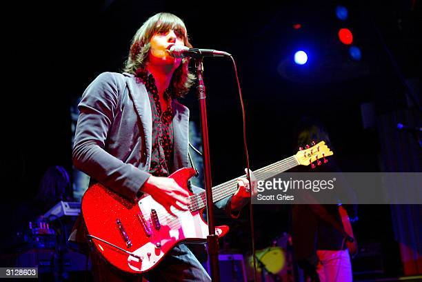 Rooney performs at the 5th Annual YM MTV Issue party at Spirit March 24 2004 in New York City