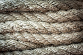 close up image of rope lines as background