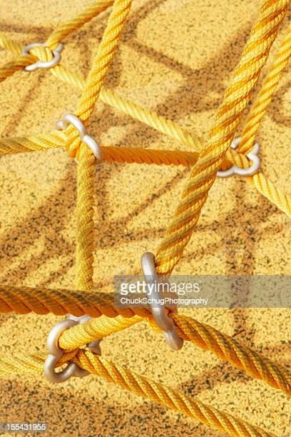Rope Playground Child Climbing Equipment