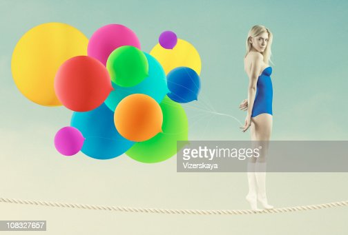 rope-walker girl
