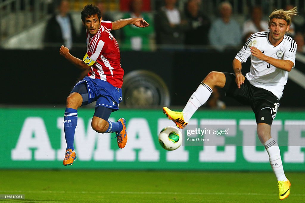Germany v Paraguay - International Friendly
