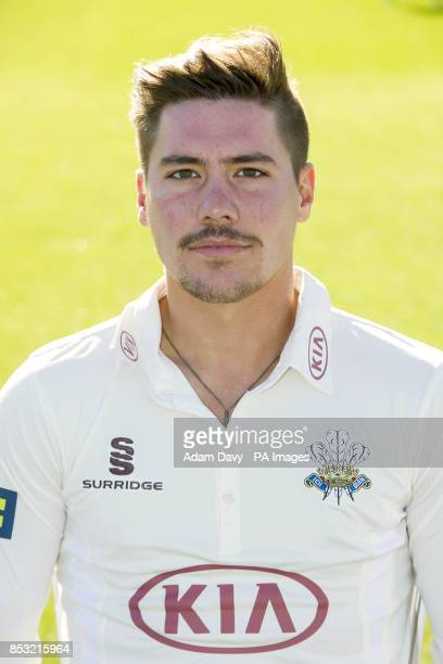 Rory Burns Surrey
