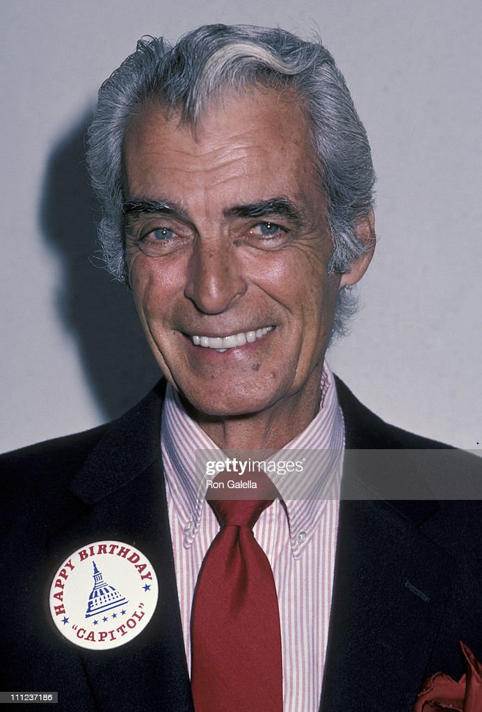 Rory Calhoun during Party for Anniversary of Daytime Series 'Capitol' at Spago's in Hollywood California United States