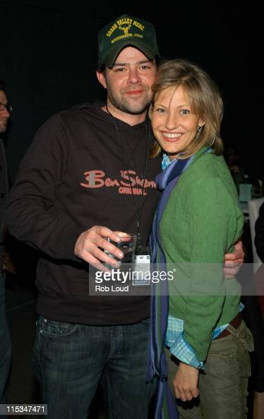 Rory Cochran and Joey Lauren Adams during 2006 Sundance Film Festival Competition Dinner at Kimball Arts Center in Park City Utah United States