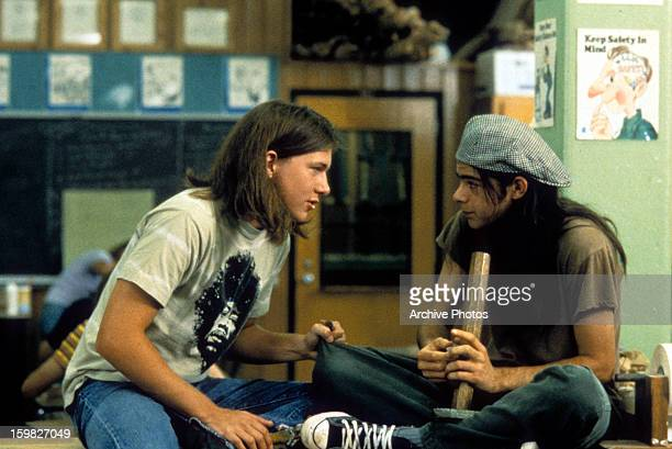 Rory Cochrane in a scene from the film 'Dazed and Confused' 1993