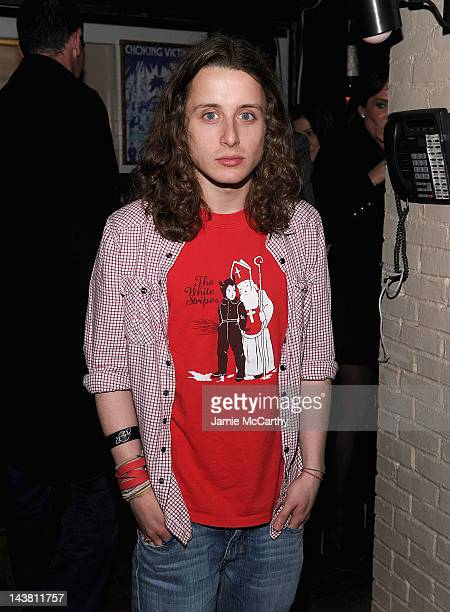 Rory Culkin attends the after party for the Cinema Society Phase 4 Films screening of 'Hick' at Ken Cook on May 3 2012 in New York City