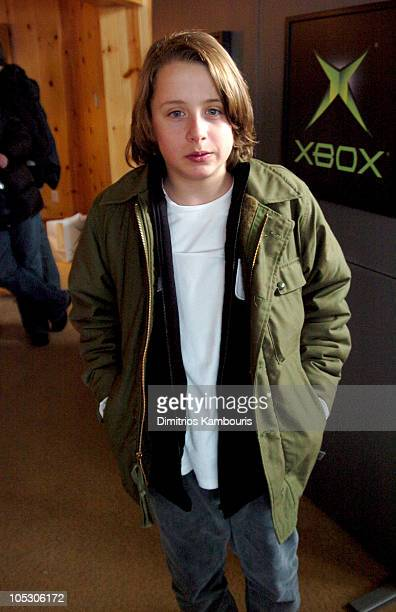 Rory Culkin during 2004 Park City Motorola Lodge at Motorolla House in Park City Utah United States