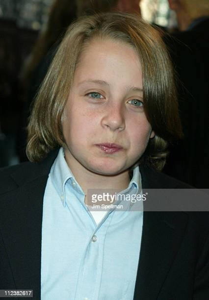 Rory Culkin during 'It Runs in the Family' New York Premiere Outside Arrivals at Loews Lincoln Square in New York City New York United States