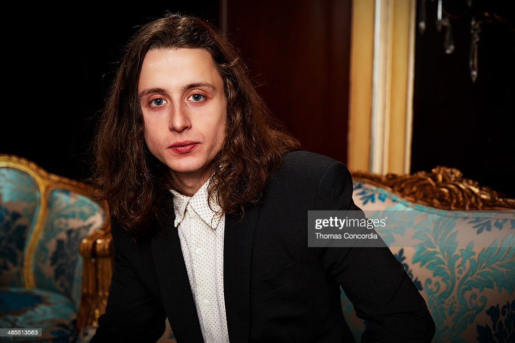 <a gi-track='captionPersonalityLinkClicked' href=/galleries/search?phrase=Rory+Culkin&family=editorial&specificpeople=210579 ng-click='$event.stopPropagation()'>Rory Culkin</a> visits the WireImage portrait studio at the Tribeca Film Festival Films 'About Alex,' 'Gabriel,' & 'Match' Tribeca Press Day At The Carlton Hotel Hosted With Fiji Water And Dobel Tequilaon April 18, 2014 in New York City.
