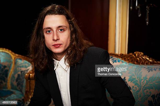 Rory Culkin visits the WireImage portrait studio at the Tribeca Film Festival Films 'About Alex' 'Gabriel' 'Match' Tribeca Press Day At The Carlton...