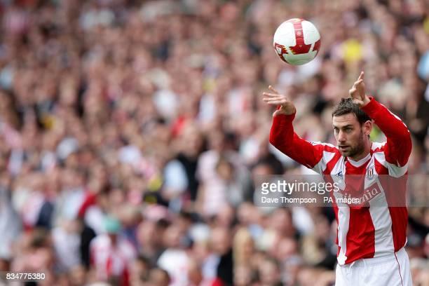 Rory Delap Stoke City